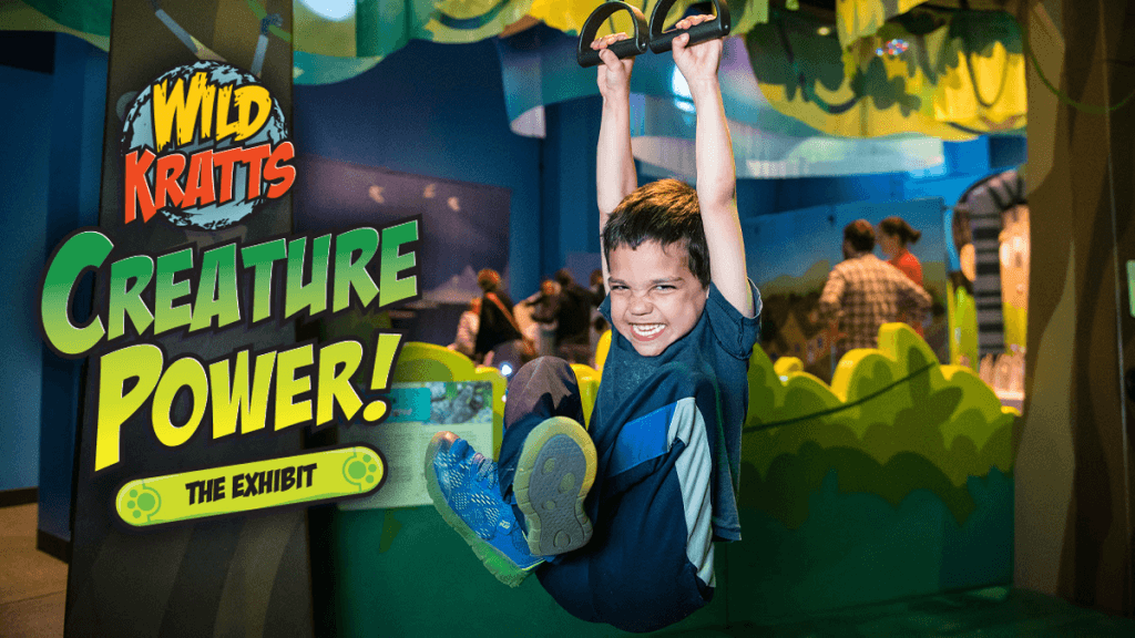Wild Kratts - Creature Power! @ Liberty Science Center