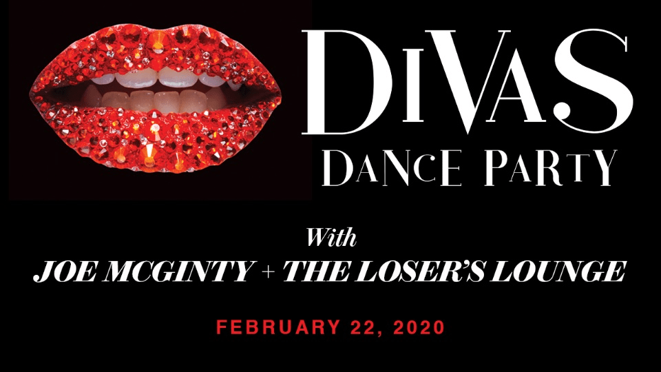Divas - A Dance Party @ The Wellmont Theater