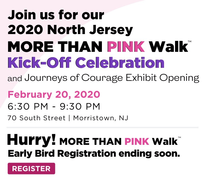 """More Than Pink Walk"" Kick-off Celebration @ 70 South Gallery"
