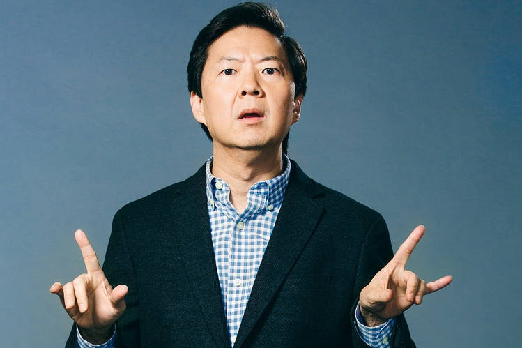 Ken Jeong at the NJPAC @ New Jersey Performing Arts Center (NJPAC)