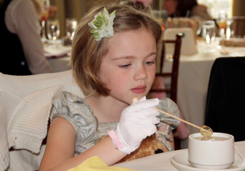 Monmouth Museum's Teddy Bear Tea Sunday @ Navesink Country Club