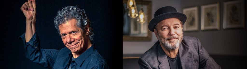 Chick Corea - The Spanish Heart Quartet with Special Guest Ruben Blades @ New Jersey Performing Arts Center (NJPAC)