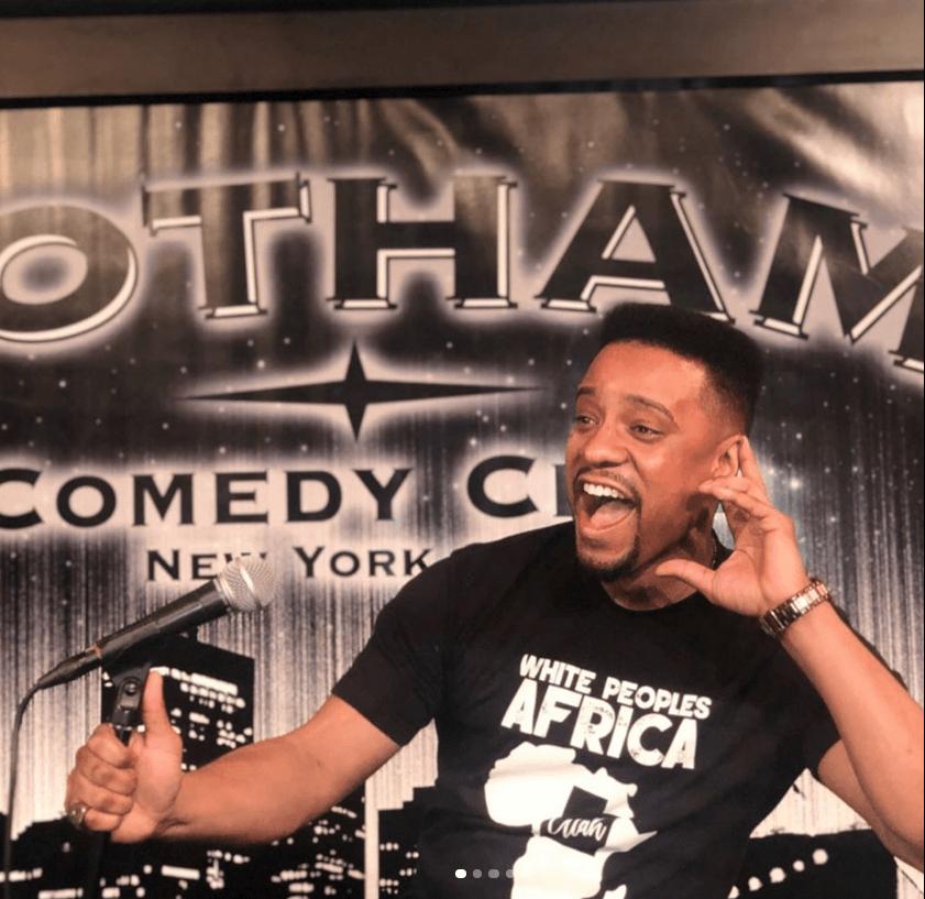 Comedian Chris Williams
