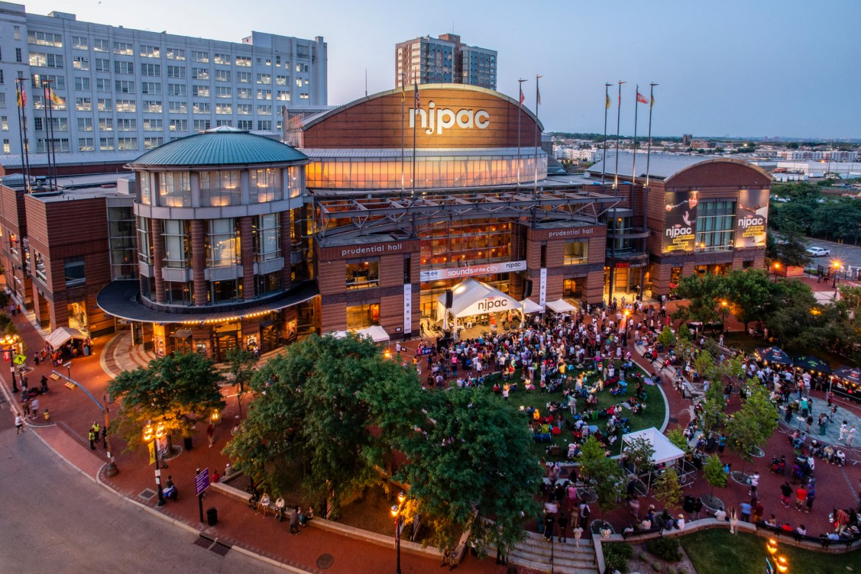 NJPAC Brings the Arts to Your Home