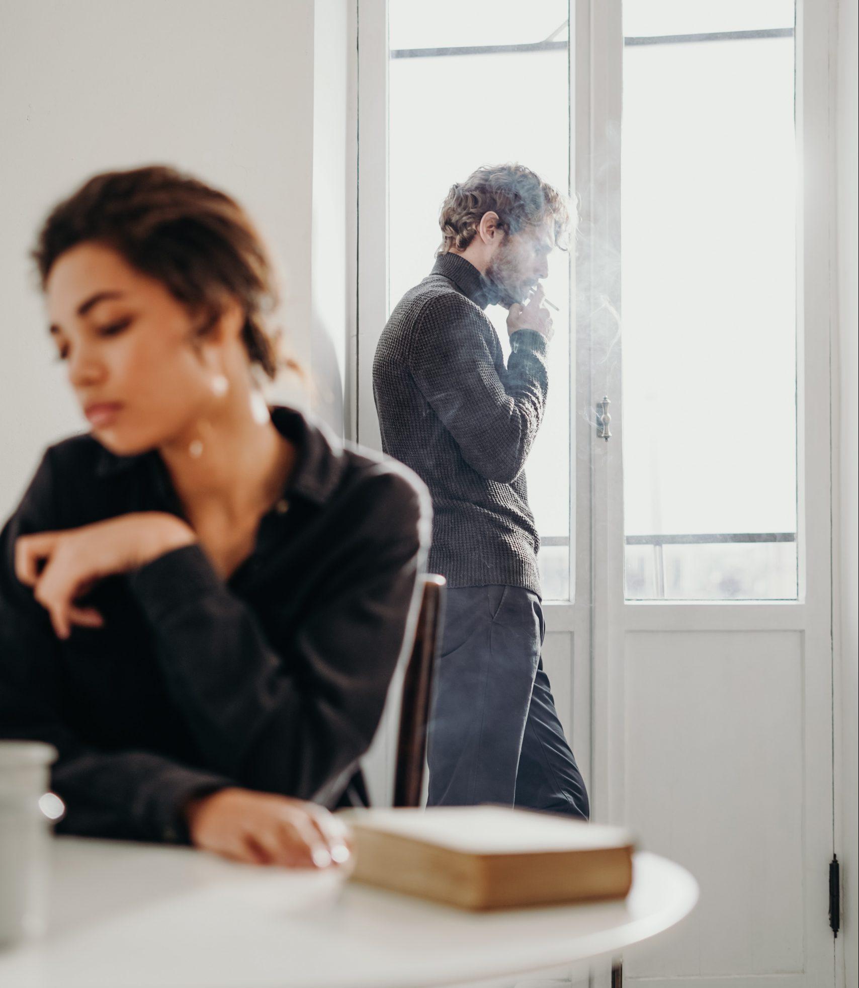 Half of NJ Couples Feeling Strained Under Quarantine