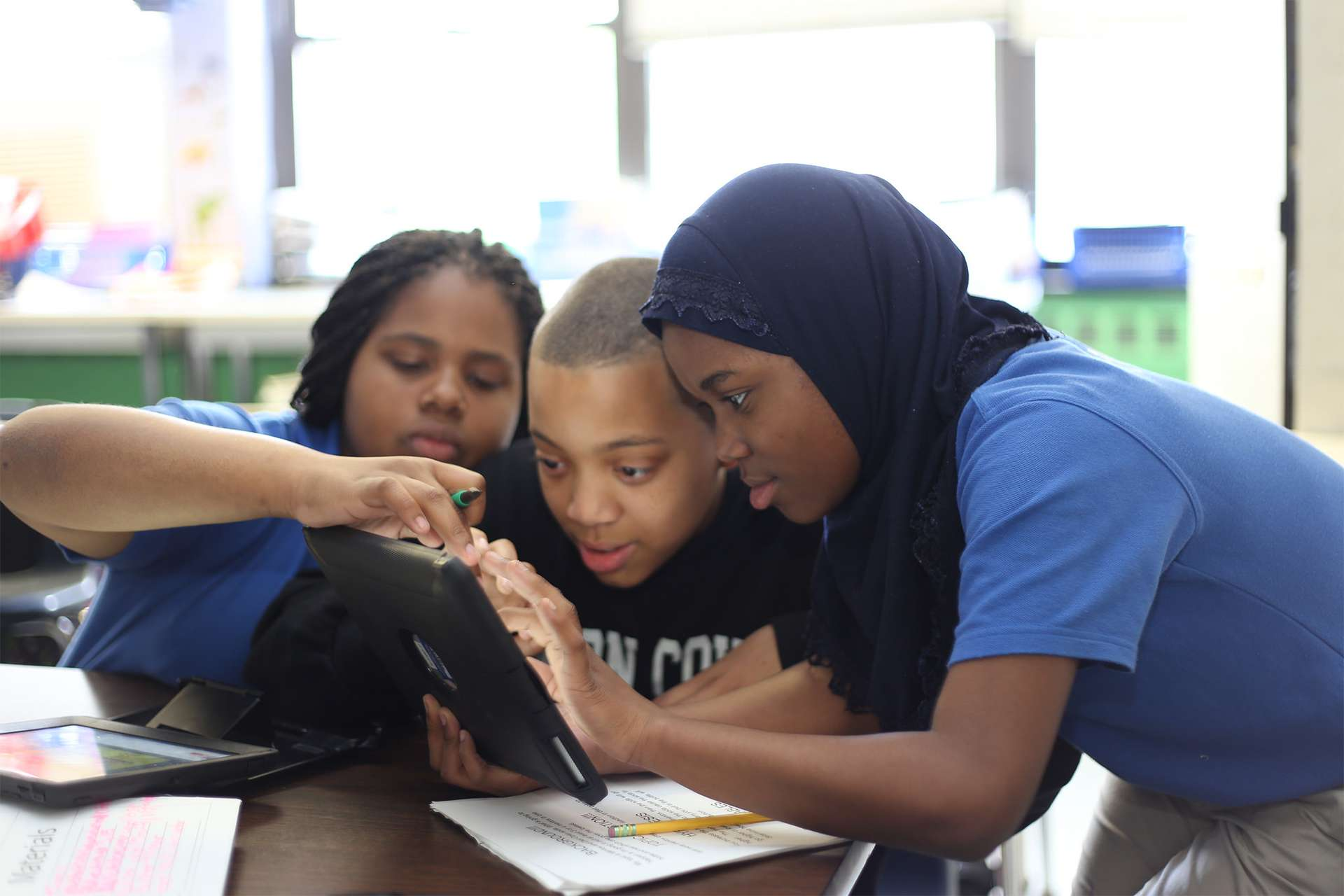 Newark Teacher Dedicates COVID Poem to Students