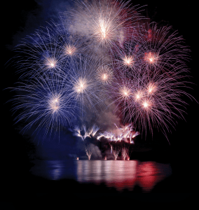 Fourth of July Fireworks Are Still Happening: For Multiple Towns! @ Locations may vary